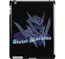 Strict Machine iPad Case/Skin