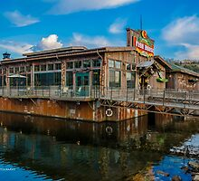 Fish House by Herb Spickard