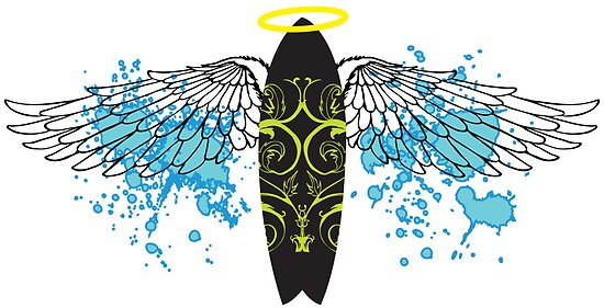 Surf Angel: Tribe by HappyCatholics