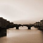 Afternoon in Florence by Joseph Johnson
