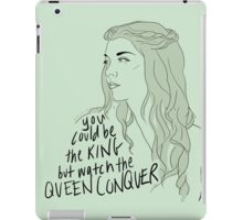 Watch The Queen - 2 iPad Case/Skin