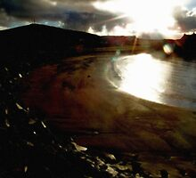 Ebb tide......Noustigarth by Andy Duffus
