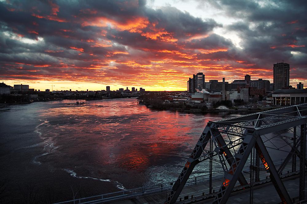 Red River by Viktor Elizarov