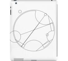 Whovian in Gallifreyan iPad Case/Skin