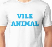 Leeds United - VILE ANIMAL Unisex T-Shirt