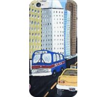 Uncle Eddy's Yellow Taxi iPhone Case/Skin