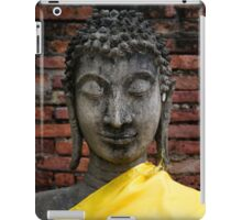 Yellow Buddha iPad Case/Skin