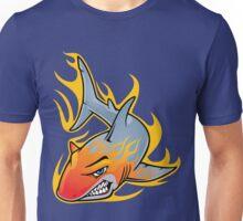 Fire Shark Unisex T-Shirt