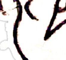 Graffiti Om Sticker
