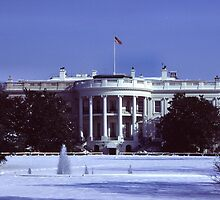 The White House 1 by Kenshots