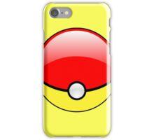 pokè sphere iPhone Case/Skin