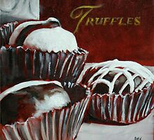 Savoy Truffle by Alice McMahon