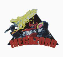 Megazord Power Kids Clothes