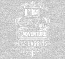 I'm going on an adventure! - Bilbo Baggins Kids Clothes