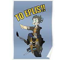 To Elpis! Poster