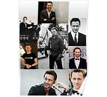 Tom Hiddleston Poster-Multi Poster