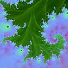 Fractal Fern... by LjMaxx
