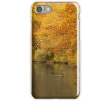 `Down on the lake iPhone Case/Skin