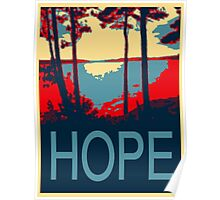 Hope 2-Available In Art Prints-Mugs,Cases,Duvets,T Shirts,Stickers,etc Poster