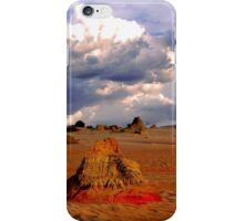 DESERT LANDSCAPES iPhone Case/Skin