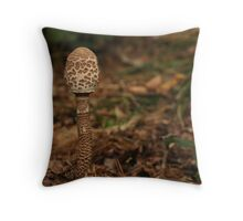 Through the Undergrowth ......... Throw Pillow