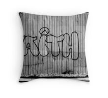 Sometimes It's All You've Got Throw Pillow