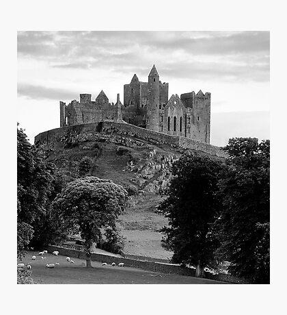 Rock Of Cashel Photographic Print