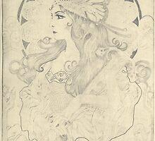 Lady of the Lake II  by Kagara