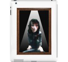 Elizabeth reflection iPad Case/Skin