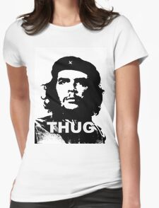 THUG Womens Fitted T-Shirt