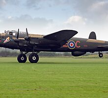 "Lancaster B.VII NX611 G-ASXX ""Just Jane"" by Colin Smedley"