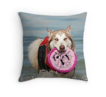 ALWAYS IN OUR HEARTS! Throw Pillow