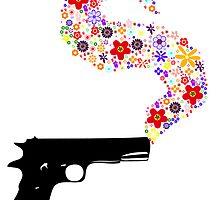 The Smoking Gun by TeeArt