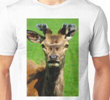 Fearless Deer Unisex T-Shirt