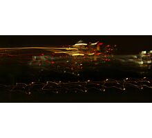 City of Blinding Lights Photographic Print