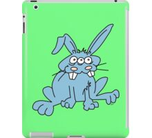 Mutant Bunny iPad Case/Skin