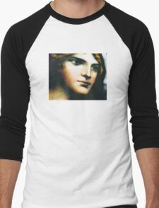 Angel - Stained Glass - Companion Portrait T-Shirt