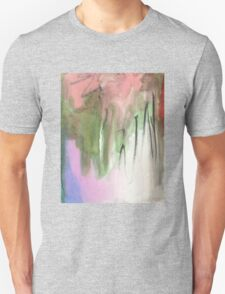green and pink Unisex T-Shirt