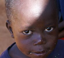 Ugandan Child by Rosie Appleton