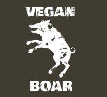 Vegan boar by rayemond