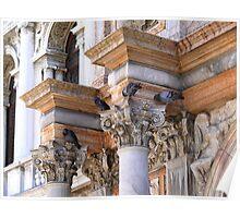 Venice Architecture Poster
