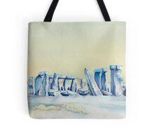 Henge: Winter Tote Bag