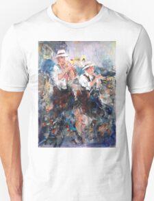 Jazz Musicians - Let's Liven It Up! Unisex T-Shirt