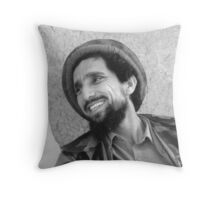 MUSLIM Throw Pillow