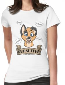 FURSUITER! Womens Fitted T-Shirt