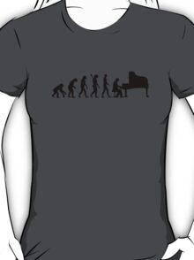 Evolution Grand Piano T-Shirt