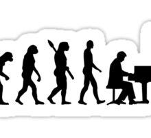 Evolution Grand Piano Sticker
