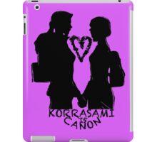 KORRASAMI IS CANON v2 iPad Case/Skin