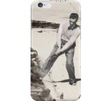 KRISTIANIA GOLF. iPhone Case/Skin