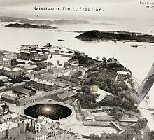 KRISTIANIA GOLF. by taudalpoi